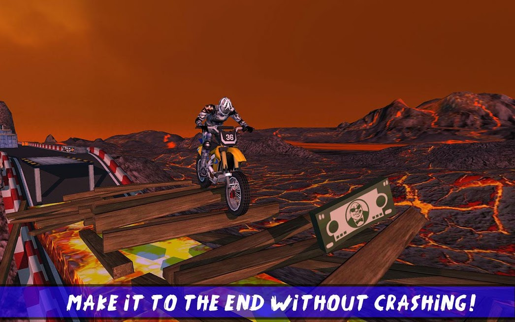Hill Bike Galaxy Trail World 2 APK Mod