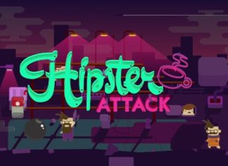 Hipster Attack APK Mod