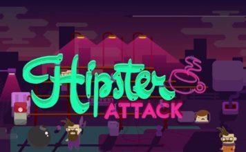 Hipster Attack APK Mod