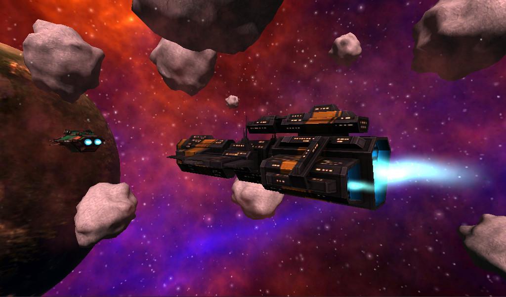 Interstellar Pilot APK Mod