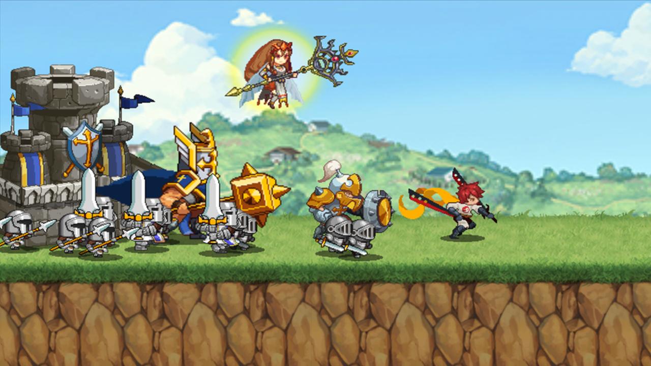Download game kingdom wars mod apk