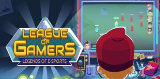 League of Gamers - Be an E-Sports Legend APK Mod