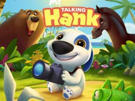 My Talking Hank APK Mod