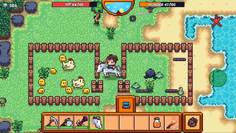 Pixel Survival Game 3 APK Mod