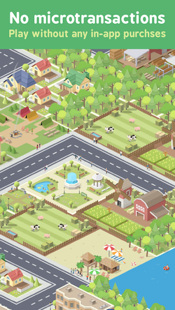 Pocket City APK Mod