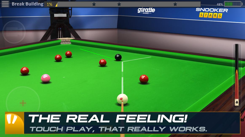 Snooker Stars APK Mod
