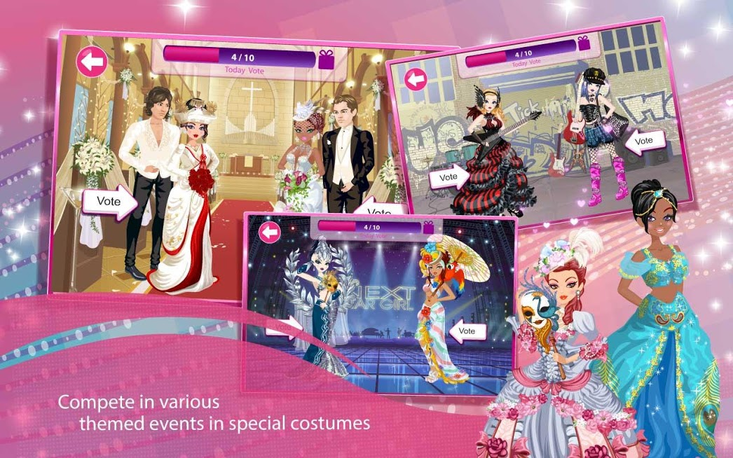 Star Girl Princess Gala APK Mod