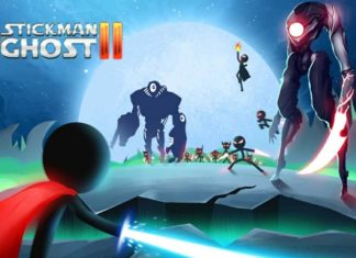 Stickman Ghost 2 Galaxy Wars APK Mod