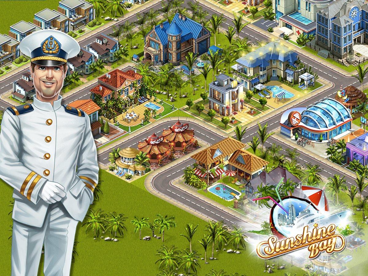 Sunshine Bay APK Mod