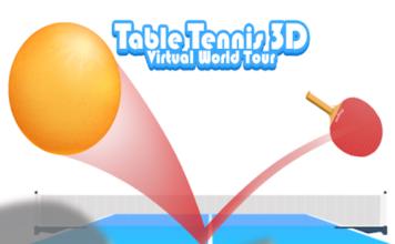 Table Tennis 3D Virtual World Tour Ping Pong Pro APK Mod