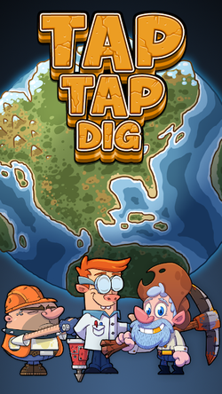 Tap Tap Dig - Idle Clicker Game APK Mod