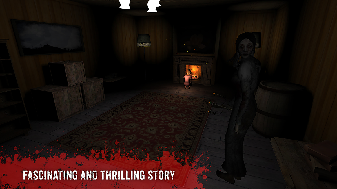The Fear 2 Creepy Scream House APK Mod