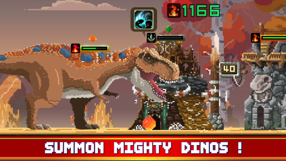 Tiny Dino World Return APK Mod