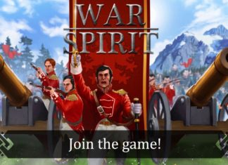War Spirit Clan Wars APK Mod