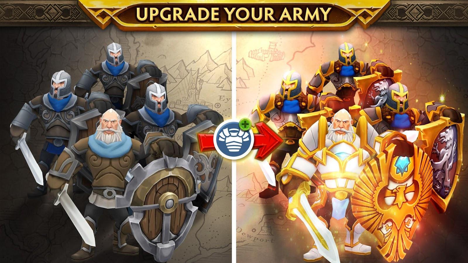 Warlords of Aternum APK Mod