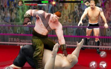 World Tag Team Wrestling Revolution Championship APK Mod