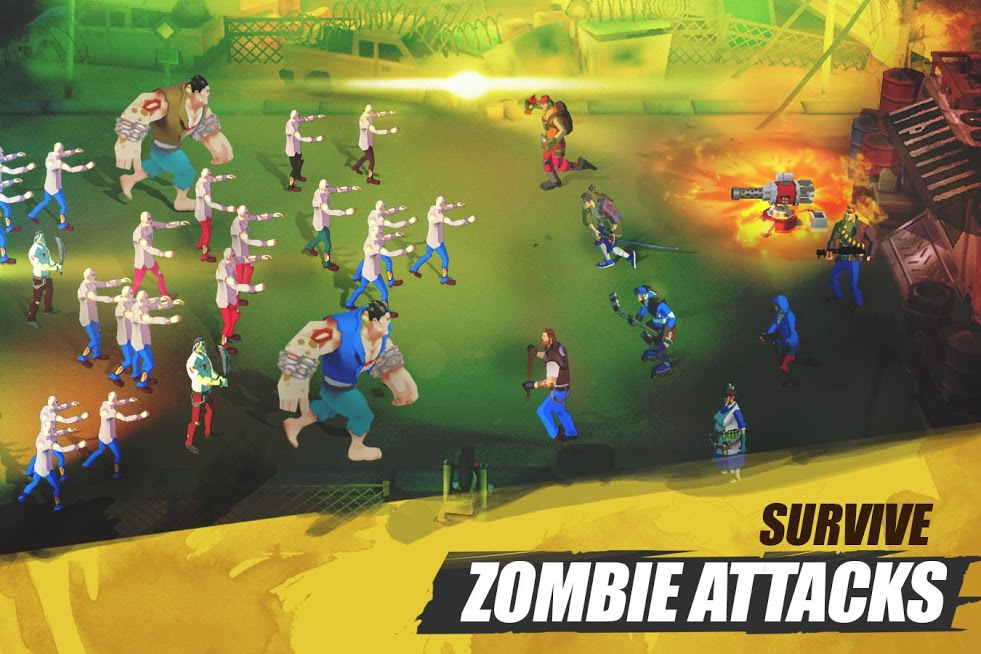 Zombie Battleground APK Mod