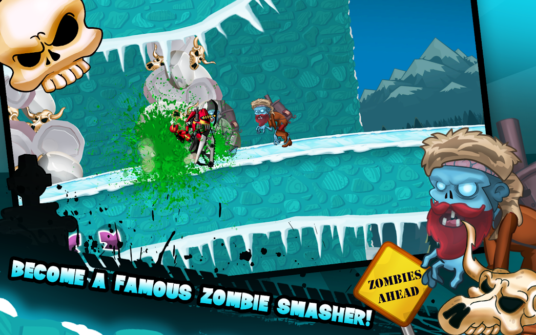 Zombie Shooter Motorcycle Race APK Mod